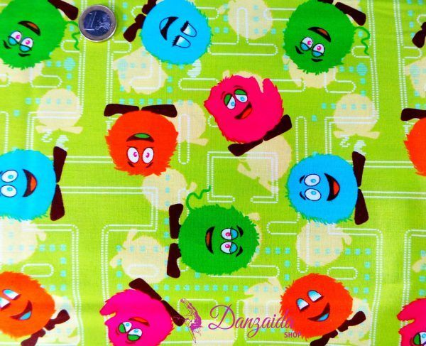 Patchwork Comecocos
